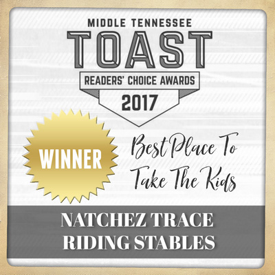 natchez best riding lessons Nashville TN winner